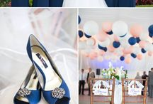 Beautiful Blue Wedding