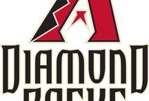 Arizona Diamondbacks / My favorite baseball team! Let's Go Dbacks!