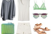 Spring_Summer Closet / by Liz Palomino