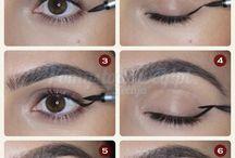 Göz ve makyaj
