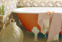 bathroom ideas / by carmen@lifeblessons