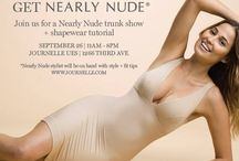 Nearly Nude - In Store / Myer