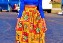 Africanprint fashion