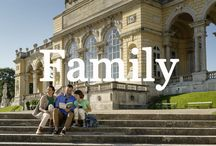 Family in Austria / A vacation in Austria gets you close to nature, introduces you to great imperial history and allows you to get to know the people and the wonderful traditions of Austria. There is something to explore for the entire family.