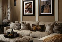 Living Room / Living Room Ideas - Fresh new design ideas and inspiration for decorating and furnishing your living room,