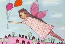 Baby Girl Nursery / Ideas and inspiration for a baby girl nursery
