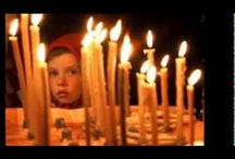 Βυζαντινοί ύμνοι,Δοξολογίες,ψαλμωδίες! Byzantine hymns, thanksgiving, chants! / Ακούσματα που σε μεταφέρουν στο κόσμο των αγγέλων!  Sounds that carry you to the world of angels!