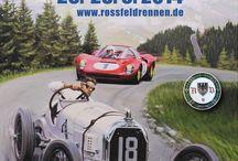 Roßfeldrennen 2014 / Eine motorsportliche Zeitreise zu den historischen Salzberg- und Roßfeldrennen.
