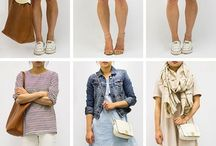 сумки к одежде