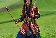 geleneksel kıyafet