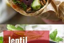 Lentil Wrape