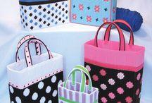 plastická kanava - tašky a kabelky