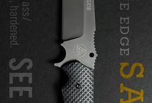 Noże i takie bronie BIALE