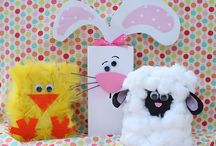 Easter Crafts and Unschool Easter science