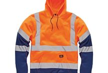 High Vis Clothing / Been seen be safe at home and work. Modern high visibility clothing has come a long way in recent years. Ideal for those dark nights.