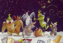 Gelukkig nieuwjaar Slak (schatkist)