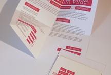 CV resume / by Jing