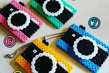 perler  beads & cross stitch patterns