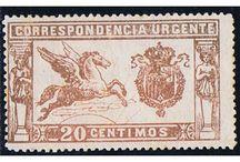Sellos Primer Centenario 1901/49