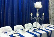 Esküvői asztalterítők