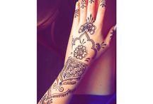 Henna / All my own