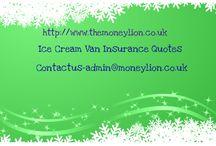Ice Cream Van insurance quotes