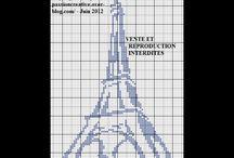 vyšívání paříž
