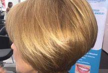 nuwe haarstyl schoem troue