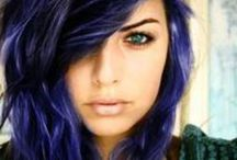 It's all about the hair  / Colour