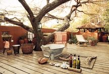 Lowis & Leakey | Camps and Lodges we love! / Special small camps and lodges that we love to include on a safari in combination with our  mobile camp.