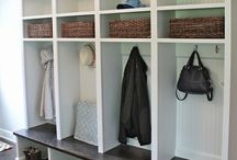 Mudrooms & Entry Ways / Design Ideas for mudrooms and entry ways