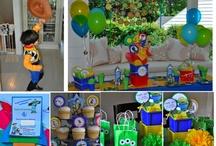 kids birthdays / by Stephanie Willis