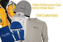 """Customized Products / Put a logo on it and keep your team """"well branded"""""""