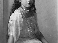 Romanov family / Romanov family