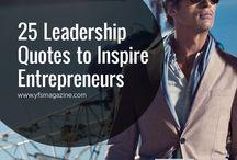 entrepreneur inspiration