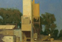 urbanites mundanities & industrial painted