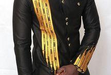 Africain Vêtements Chemises Hommes