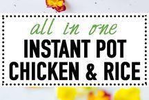 Instant Pot Recipies