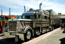 Trucks / by Gale Carlock