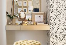 Dotty Wall Paper