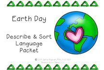 Theme Therapy: Earth Day