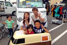 イベント / あいちキャンピングカートレンド2015