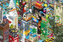 pixel architecture