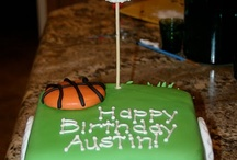 Austins birthday ideas / by Sherry Peer