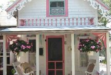 Favorite Playhouse Porches
