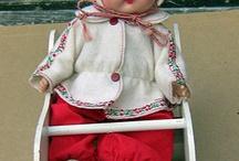 Dolls VIII / dolls / by Wanda Bare Byas