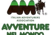 Viaggi del mondo  / Avventure nel mondo