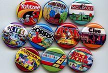 Pinspiration - Buttons
