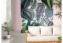 Papier peint Jungle - Caselio