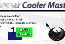 Headset Gamer Cooler Master